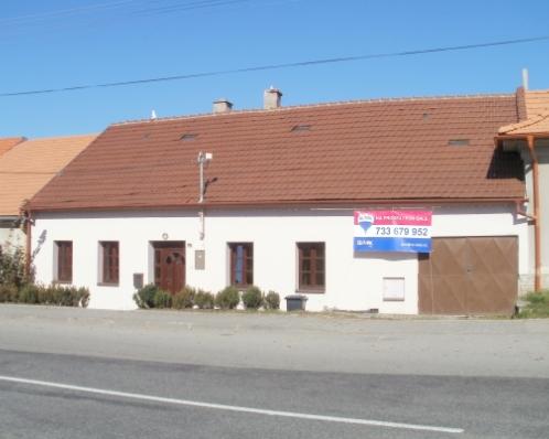 RD po rekonstrukci, Ostrovačice