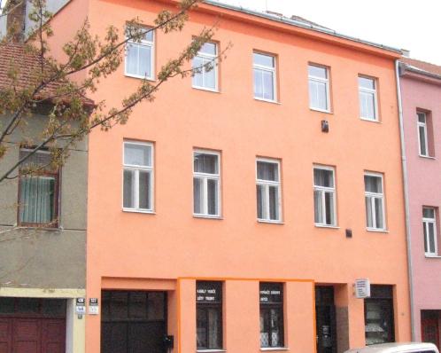 Obchodní plocha, Brno-Husovice