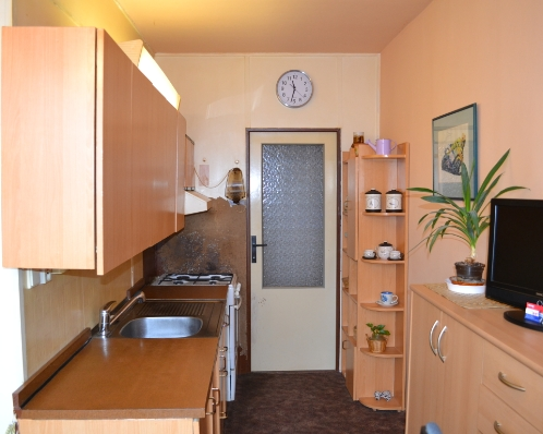 Udržovaný byt 2+1, Brno-Kohoutovice
