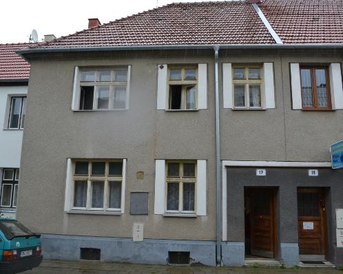 RD k rekonstrukci, Prostějov