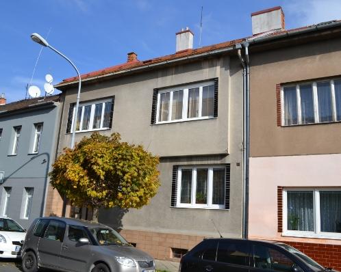 RD se dvěma bytovými jednotkami, Brno - Židenice