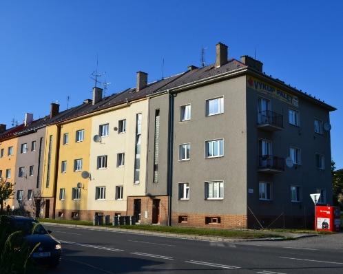 Bytový dům se 3 byty, Olomouc
