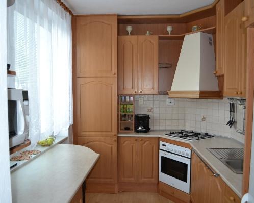 Zrekonstruovaný byt 3+1, Brno - Židenice