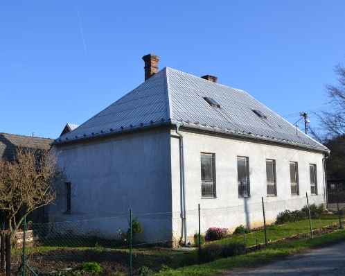 Budova bývalého hostince, Velká Roudka