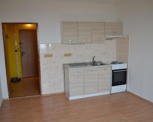 Byt 1+1 po částečné rekonstrukci, Brno - Líšeň