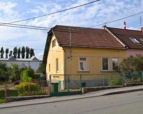 RD k rekonstrukci se zahradou, Boskovice